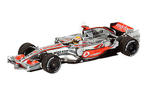 MCLAREN MP4/23 L.HAMILTON 2008 WORLD CHAMPION #22