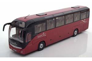 Irisbus Magelys-Savac 2007 Red Metallic