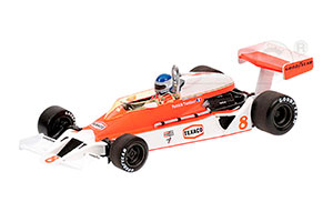 MCLAREN FORD M26 PATRICK TAMBAY 1978 WITH DETAILED ENGINE