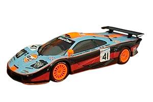 MCLAREN F1 GTR LE MANS 1997 #41 *МАКЛАРЕН МСКЛАРЕН