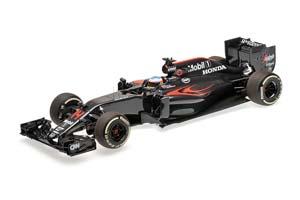 McLaren Honda MP4-31 Fernando Alonso 2016