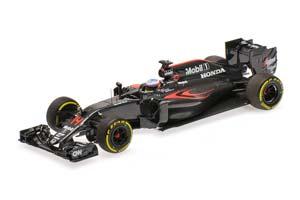McLaren HONDA MP4-31 FERNANDO ALONSO AUSTRALIAN GP 2016