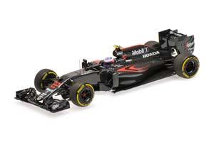 McLaren HONDA MP4-31 JENSON BUTTON AUSTRALIAN GP 2016