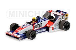 Toleman Hart TG183B Ayrton Senna Brazilian GP 1984