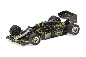 Lotus 97T Ayrton Senna 1985