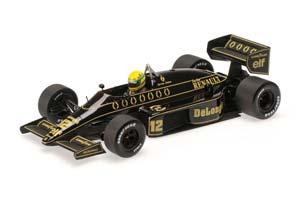 Lotus Renault 98T 1986 Senna