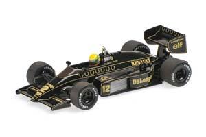 Lotus 98T Ayrton Senna 1986