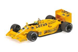 Lotus 99T Ayrton Senna 1987