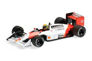 McLaren Honda MP4/4 Ayrton Senna World Champion 1988