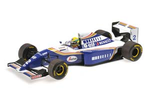Williams Renault FW 16 Ayrton Senna 1994
