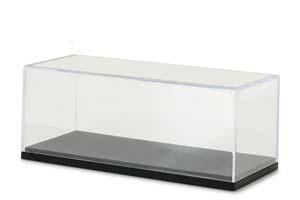 SHOWCASE BOX FOR 1:43 MODEL | БОКС ДЛЯ МОДЕЛЕЙ 1:43 165х70х65 ММ В КОРОБКЕ *ВИТРИНА БОКС