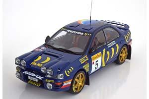 Subaru Impreza 555 #5 C.Sainz/L.Moya Winner Rally Monte Carlo 1995