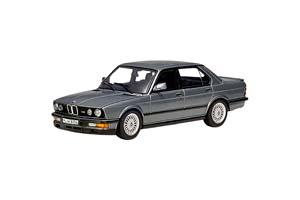 BMW M5 E28 1987 DELPHINGREY METALLIC