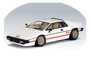 LOTUS ESPRIT TURBO 1981 WHITE