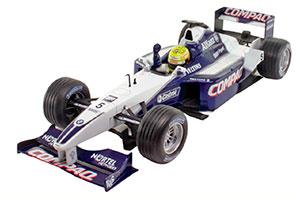 WILLIAMS FW23 IMOLA 2001 R.SCHUMACHER FIRST WIN #5