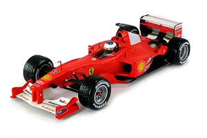 FERRARI F1 F2001 THE KING OF RAIN M. SCHUMACHER #1