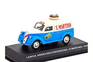 LANCIA ARDEA 800 VAN 1949 S. MARTINO *ЛЯНЧА ЛАНЧА