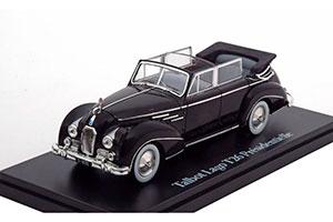 TALBOT-LAGO T26 PRESIDENT AURIOL 1950 BLACK *ТАЛЬБО ЛАГО