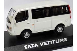 TATA VENTURE BUS 2010 WHITE
