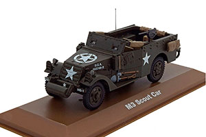 TANK M3A1-SCOUT CAR 1944 *ТАНК БТР