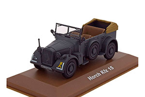 HORCH-901 KFZ.15 1941 SAND GREEN