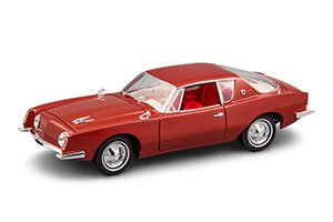 STUDEBAKER AVANTE 1963 DARK RED *СТУДЕБЕКЕР