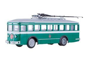 SVARZ LK-2 TROLLEY (USSR RUSSIAN BUS) 1933 | СВАРЗ ЛК-2 ТРОЛЛЕЙБУС *СВАРЗ
