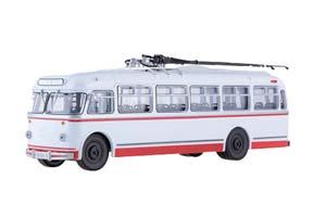 KZE KTB-4 TROLLEY (USSR RUSSIAN BUS) 1963-1969 | КЗЭ КТБ-4 ТРОЛЛЕЙБУС 1963-1969 *КЗЕ
