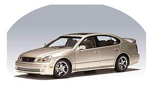 Lexus GS 400 (LHD) 1999 Beige