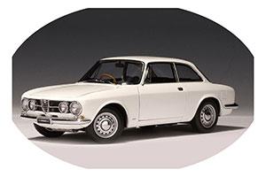 Alfa Romeo 1750 GTV RHD 1967 White