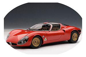 Alfa Romeo 33 Stradale ProtoTyper 1967 Red