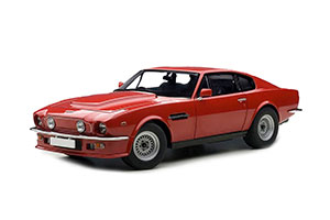 ASTON MARTIN V8 VANTAGE 1985 SUFFOLK RED