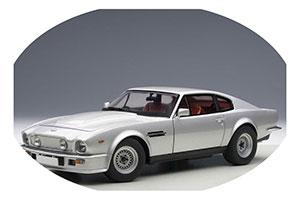 Aston Martin V8 Vantage 1985 Silver Metallic