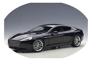 Aston Martin Rapide S 2015 Santorini Black