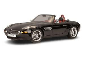 BMW Z8 2000 BLACK