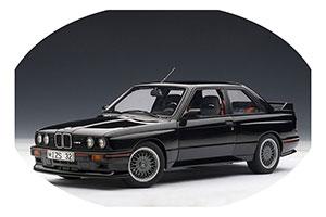 BMW E30 M3 SPORT EVOLUTION BLACK