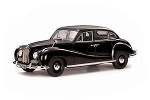 BMW 501 6-CYLINDER 1952 BLACK