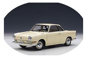 BMW 700 SPORT COUPE 1960 CREAM BEIGE