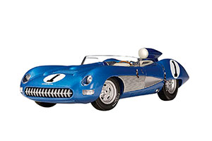 CHEVROLET CORVETTE SS 1957 BLUE
