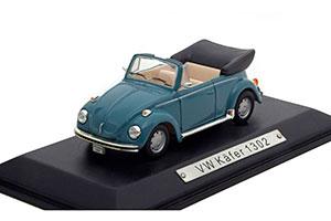 VW VOLKSWAGEN KAFER 1302 CABRIO 1970 LIGHT BLUE *ФОЛЬКСВАГЕН ФОЛЬЦВАГЕН