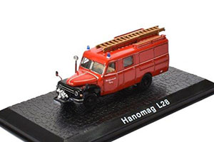 HANOMAG L28 LF8 FIRE BRIGADE 1957 *ХАНОМАГ