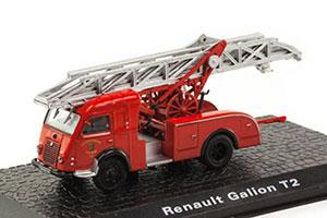 RENAULT GALION T2 DL 18 FIRE LADDER 1955 *РЕНО
