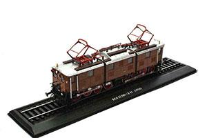 TRAIN EG5 22 501/E 91 DEUTSCHE REICHSBAHN 1926 *ПОЕЗД