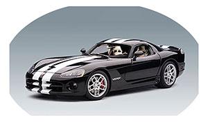 Dodge Viper SRT-10 Coupe 2006 Black