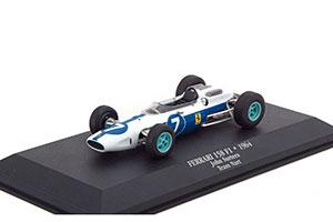 FERRARI 158 F1#7 JOHN SURTEES TEAM NART MEXICO GP WORLD CHAMPION 1964 *ФЕРРАРИ ФЕРАРИ ФИРАРИ ФИРРАРИ