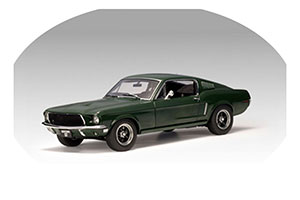 Ford Mustang GT 390 1968 Green