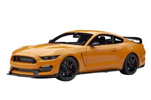 FORD SHELBY MUSTANG GT 350 R FURY ORANGE