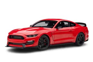 FORD SHELBY MUSTANG GT350R 2017 RED