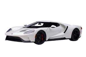 FORD GT 2017 WHITE