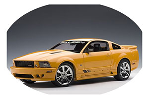Saleen Mustang S281 2005 Coupe Orange